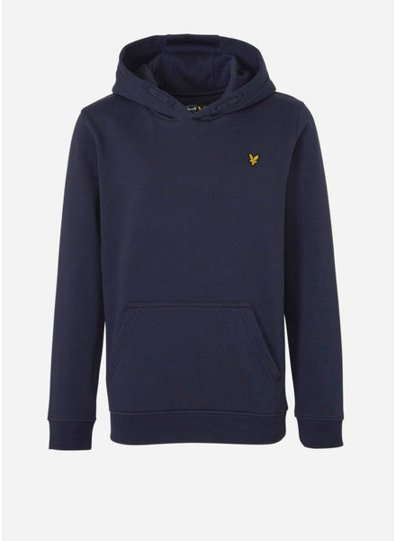 Lyle & Scott classic oth hoody fleece navy