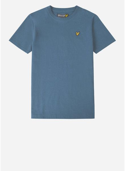 Lyle & Scott classic shirt bluestone