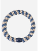 Kknekki by Bon Dep indigo ivory stripe