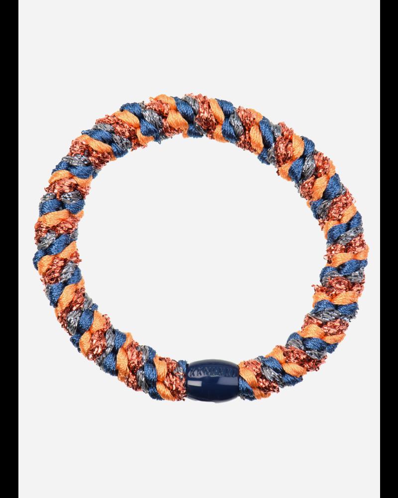 Kknekki by Bon Dep kknekki indigo orange glitter