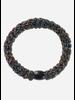 Kknekki by Bon Dep multi glitter black