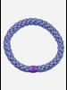 Kknekki by Bon Dep purple blue glitter
