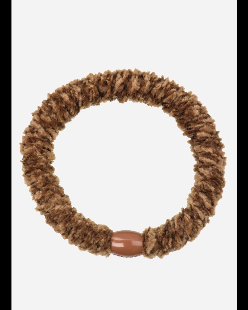Kknekki by Bon Dep velvet faded brown