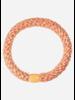 Kknekki by Bon Dep velvet glitter coral