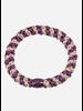 Kknekki by Bon Dep grape beige glitter stripe