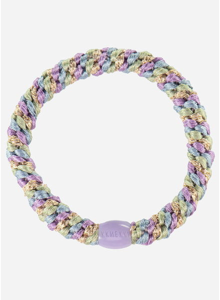 Kknekki by Bon Dep kknekki mix lavender seablue glitter