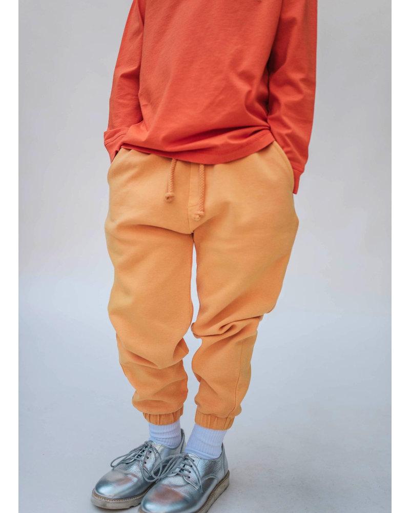 Repose q3q4 sweatpants - warm marigold