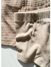 Konges Slojd saya 2 pack boxers - faded brown beige