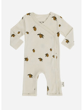 Konges Slojd new born onsie  - lemon
