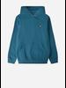 Lyle & Scott classic oth hoody fleece ink blue
