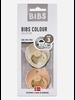 Bibs *T3 fopspeen natuurrubber vanilla - peach