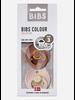 Bibs *T3 fopspeen natuurrubber woodchuck - blush