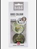 Bibs *T3 fopspeen natuurrubber sage - hunter green