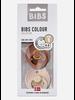 Bibs *T1 fopspeen natuurrubber  woodchuck - blush
