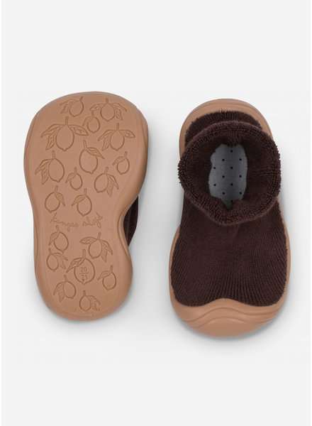 Konges Slojd sock slippers - mocca