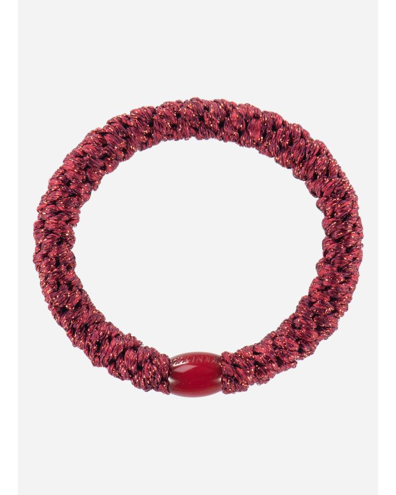 Kknekki by Bon Dep red glitter