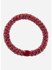 Kknekki by Bon Dep red multi glitter