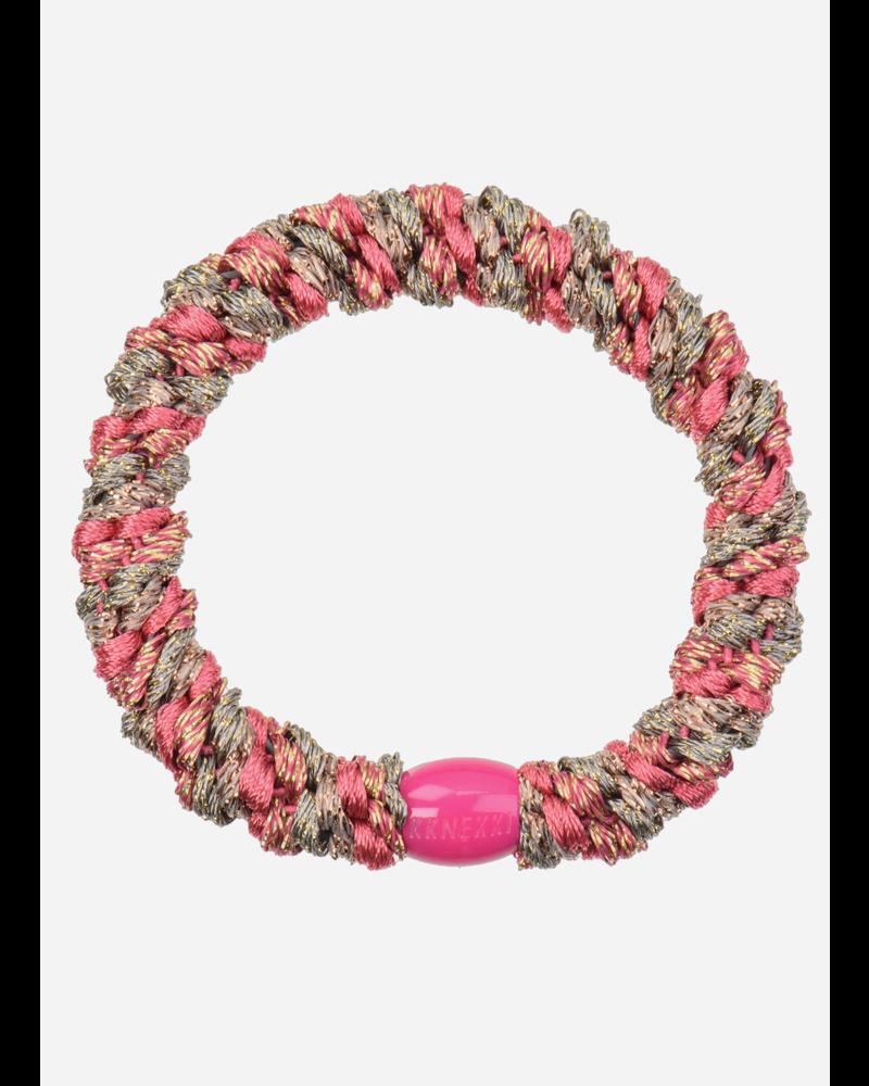 Kknekki by Bon Dep kknekki mix rasberry taupe glitter