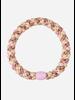 Kknekki by Bon Dep mix old pink yellow glitter