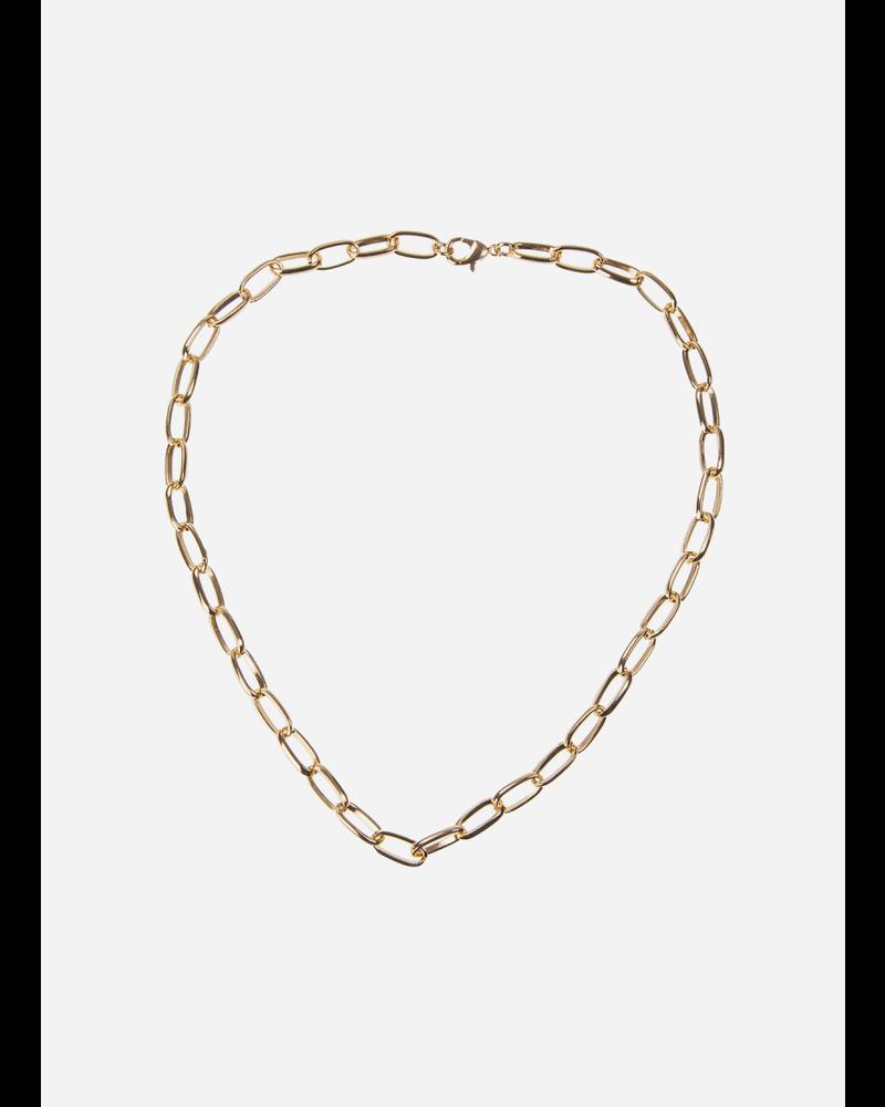 Bon Dep emilia large chain necklace 43 cm