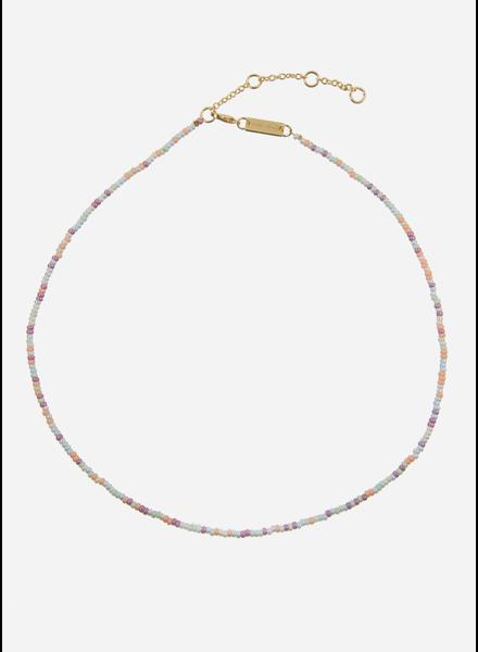 Bon Dep emilia pearl necklace multi