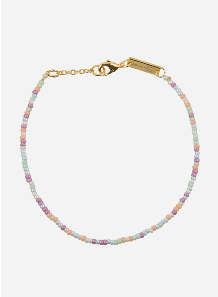 Bon Dep emilia pearl bracelet multi