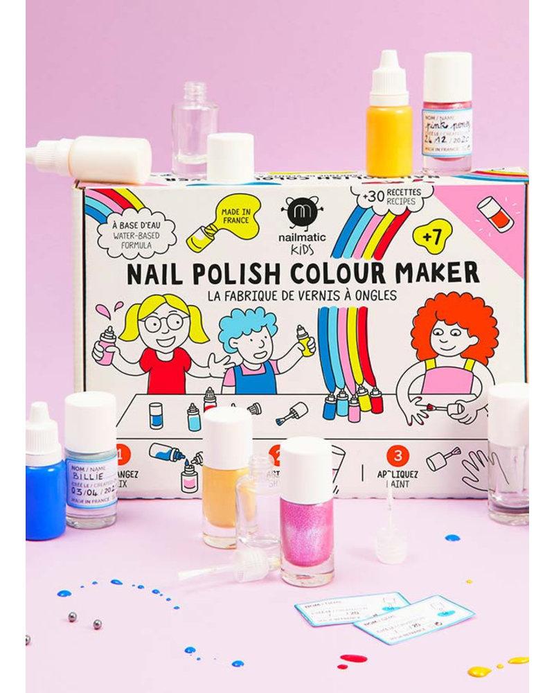 Nailmatic nail polish colour maker