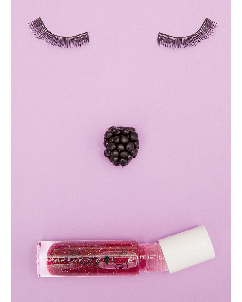 Nailmatic rolette lipgloss - blackberry