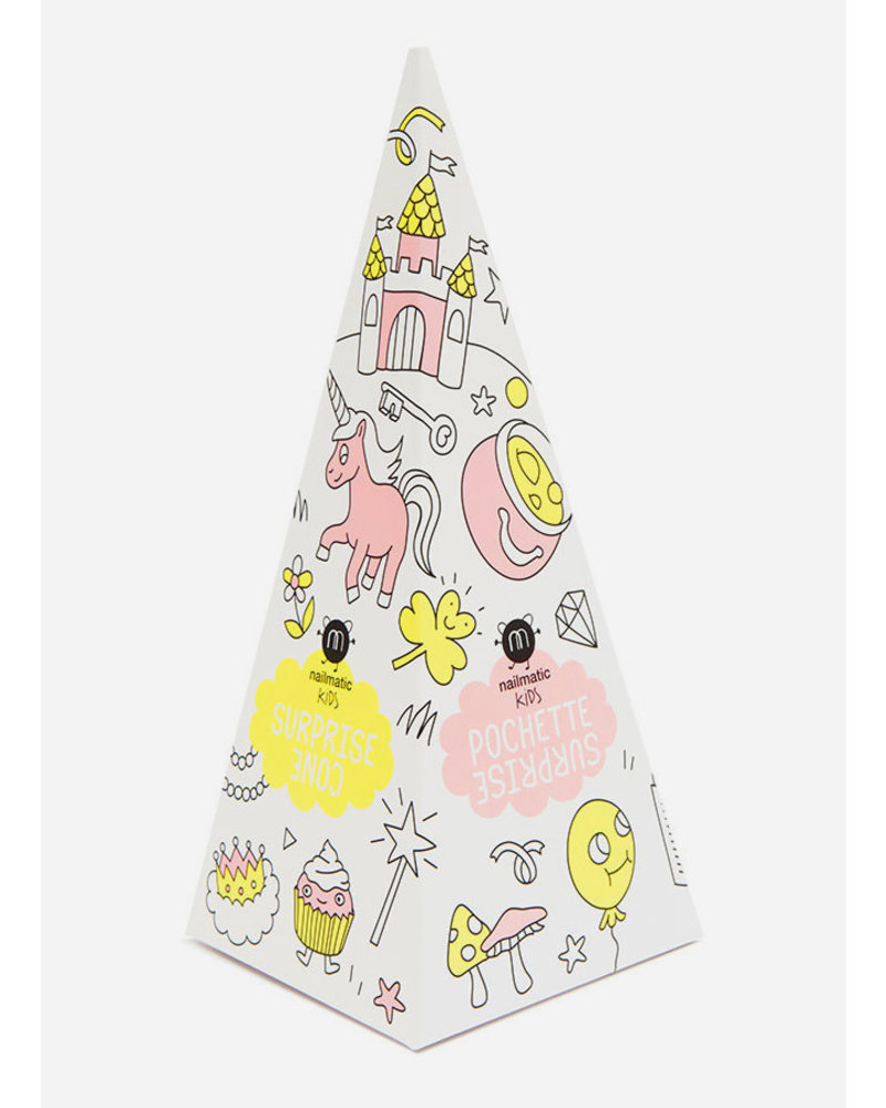 Nailmatic suprise cone - princess bella