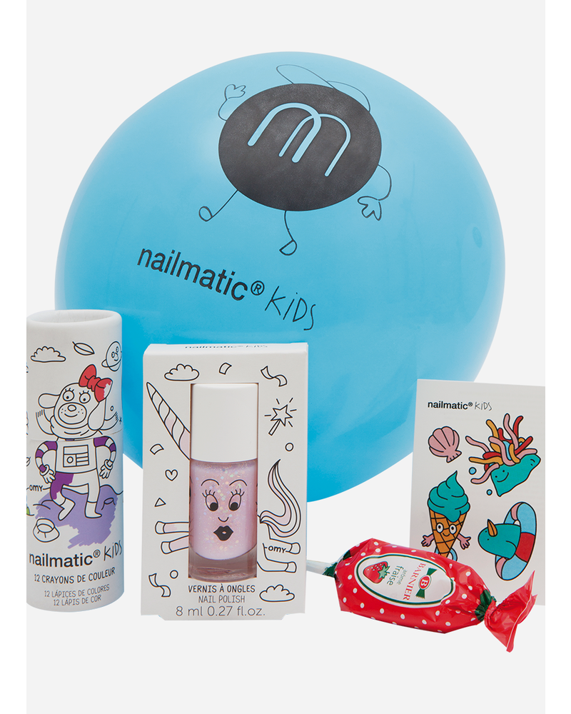 Nailmatic suprise cone - party polly