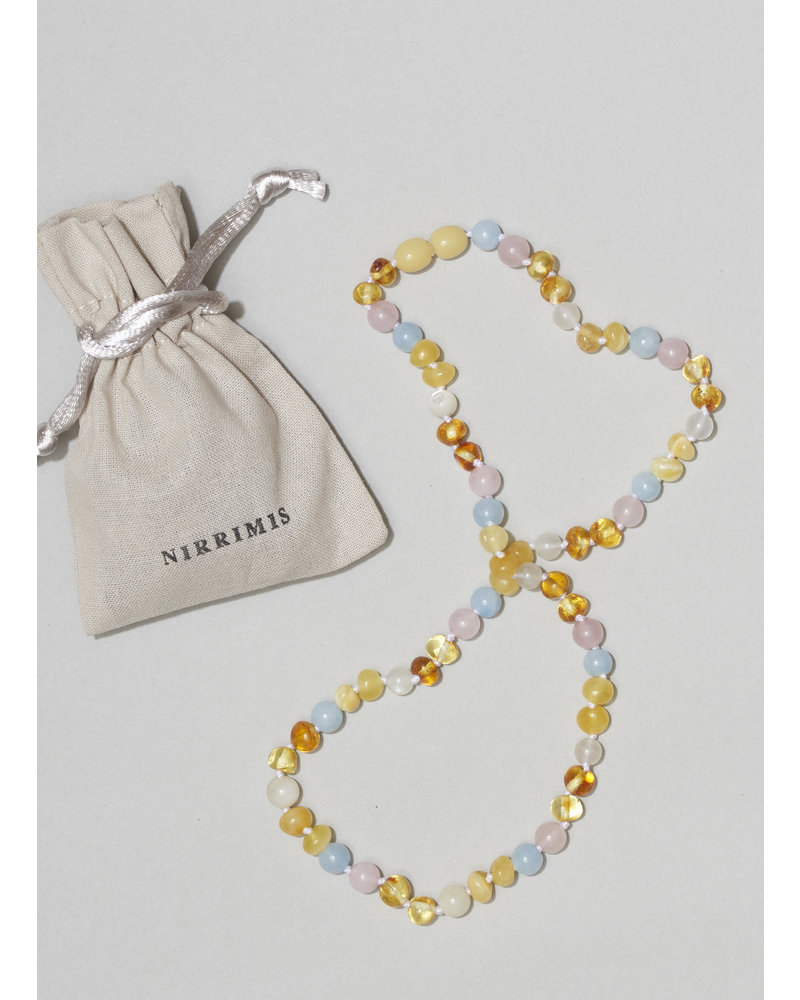 NIRRIMIS necklace lily
