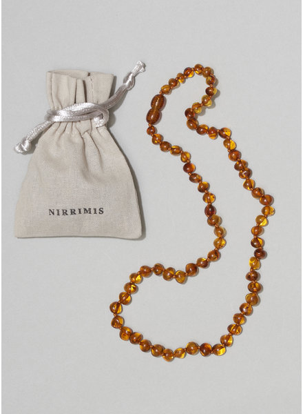 NIRRIMIS necklace caramel