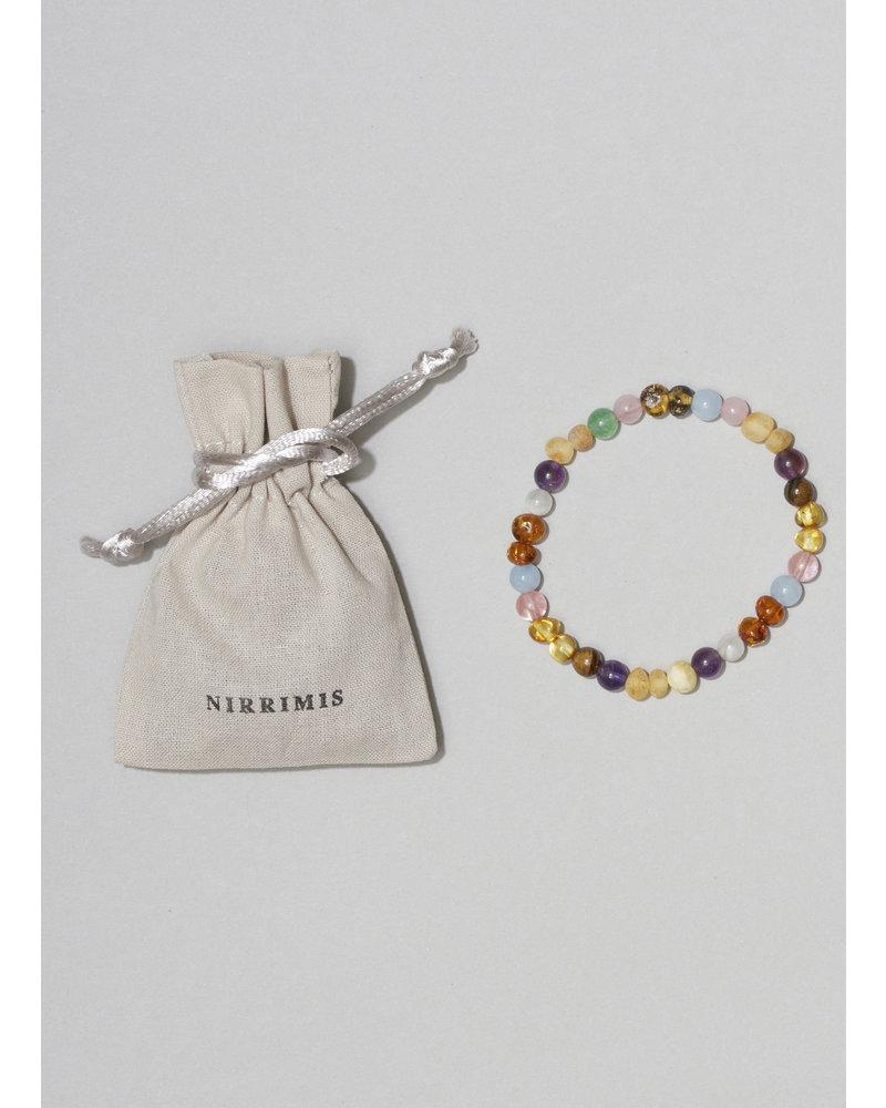 NIRRIMIS bracelet rainbow