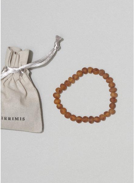 NIRRIMIS bracelet raw caramel