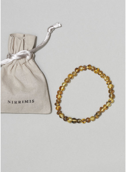 NIRRIMIS bracelet polisched green