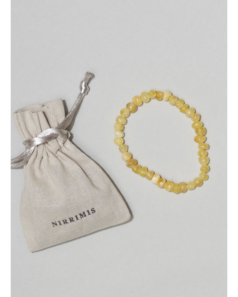 NIRRIMIS bracelet milky