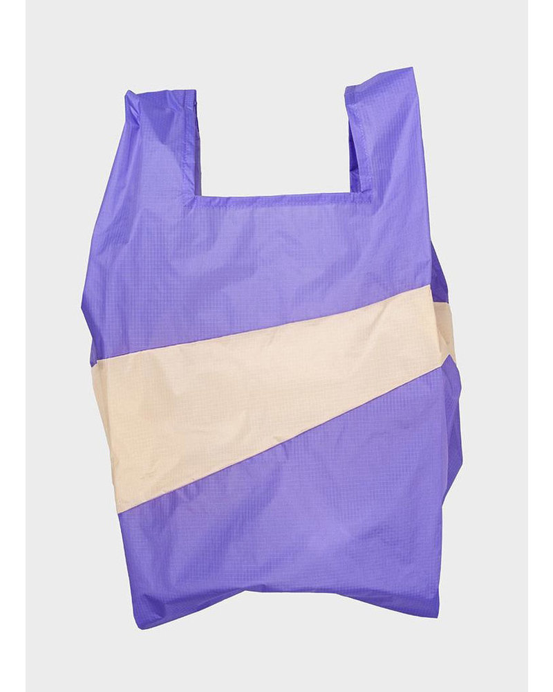 Susan Bijl shopping bag lilac & cees