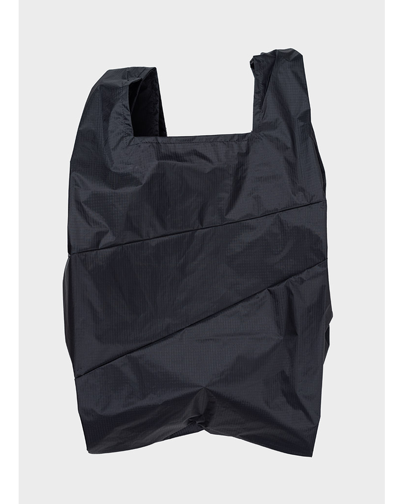 Susan Bijl shopping bag black & black