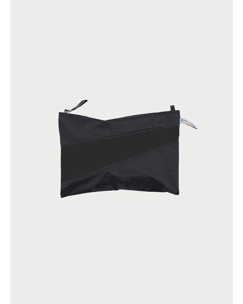 Susan Bijl pouch black & black