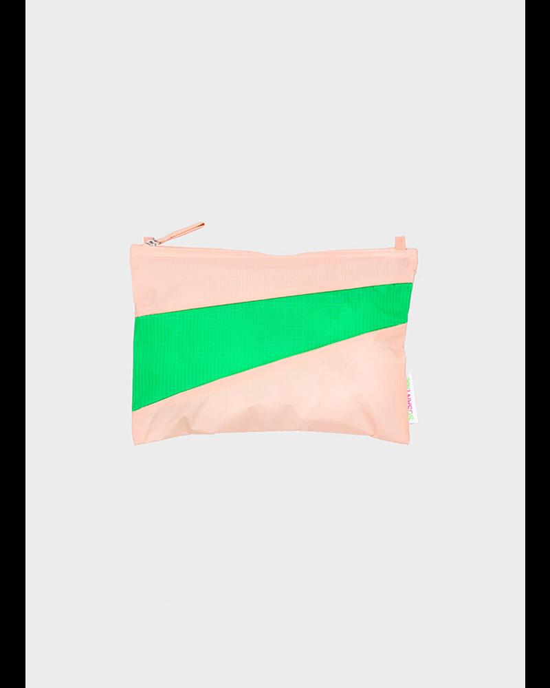 Susan Bijl pouch powder & greenscreen