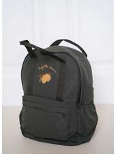 Konges Slojd loma backpack moss grey
