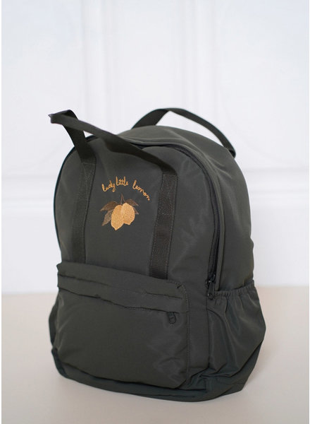 Konges Slojd loma backpack moss grey