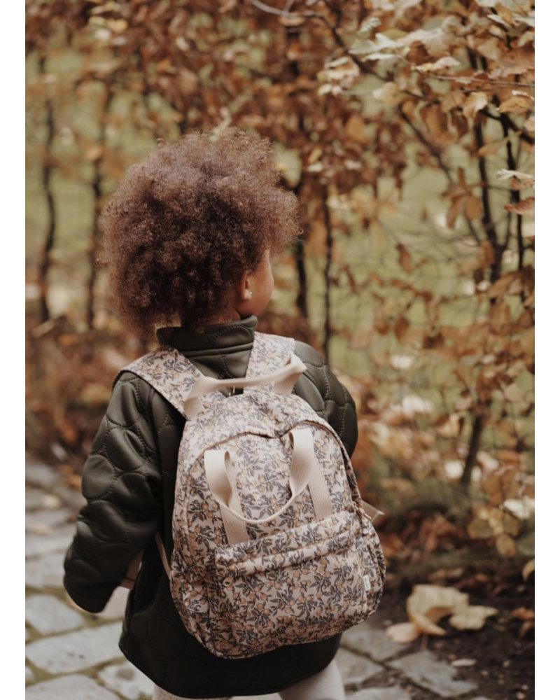 Konges Slojd loma backpack orangery beige