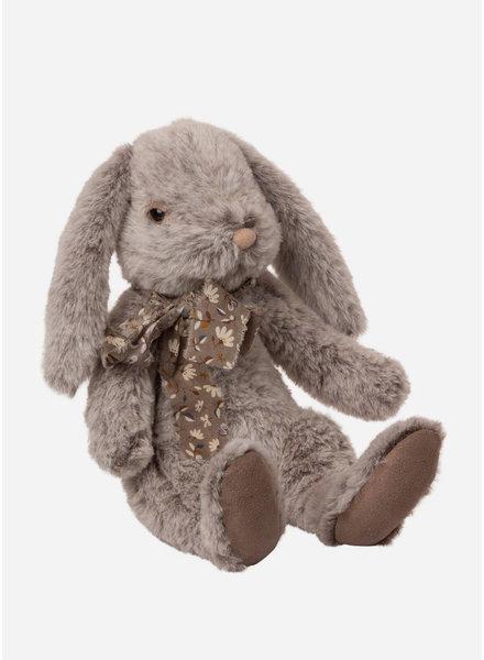 Maileg fluffy bunny large grey