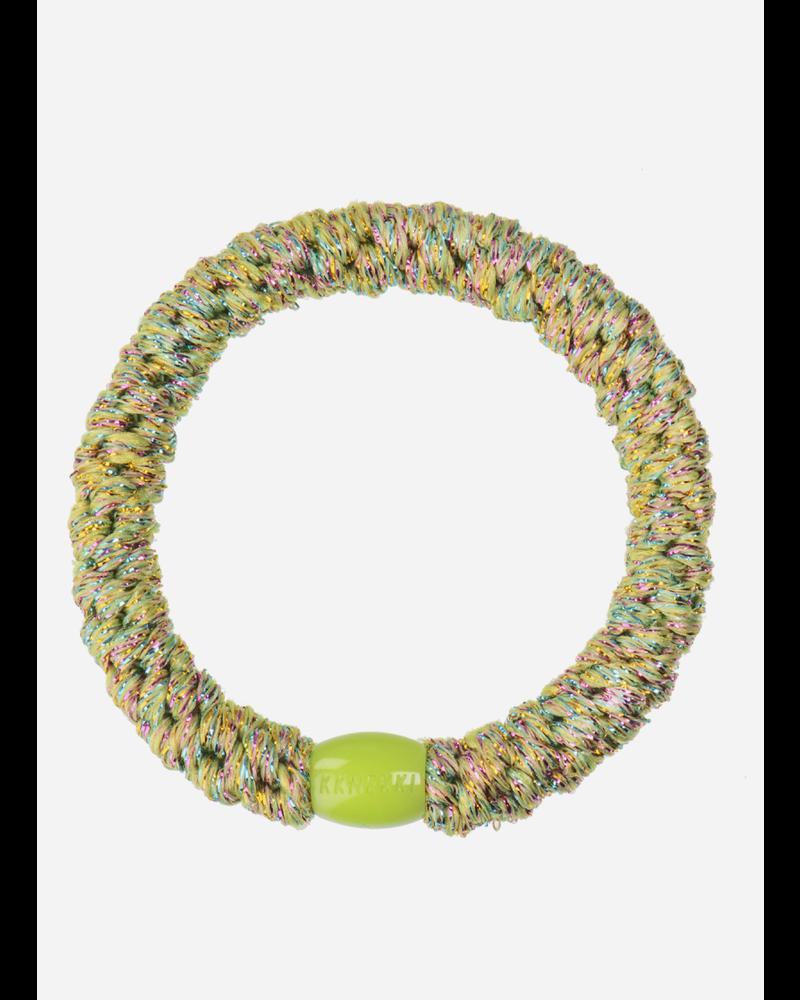 Kknekki by Bon Dep grass multi glitter