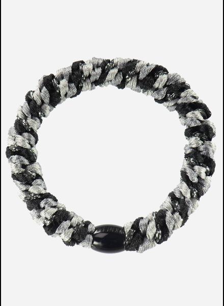 Kknekki by Bon Dep kknekki mix black grey  glitter