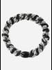 Kknekki by Bon Dep mix black grey  glitter