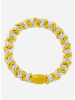 Kknekki by Bon Dep white yellow stripe