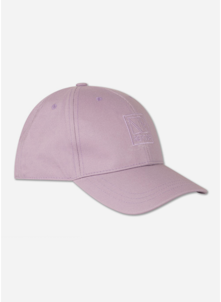 Repose cap - washed greyish violet