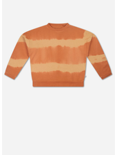 Repose crewneck sweater - fudge marble